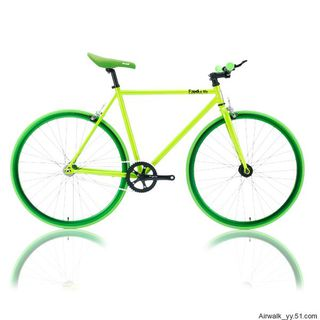 Fixed Gear Bicycle 4