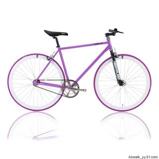 Fixed Gear Bicycle 5