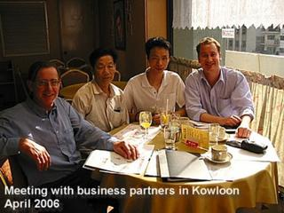 Guangdong Business Partner : China Manager Jackie Lee