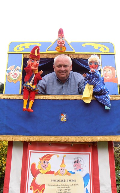 Paul Jackson - Punch and Judy