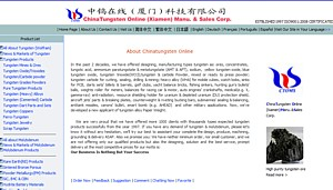 ChinaTungsten Online (Xiamen)