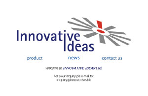 Innovative Ideas - Hong Kong