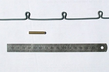Brass Manufactured Pins and Wire Products