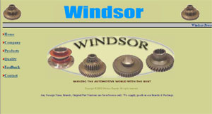 Windsor Exports - Gears for Automotive Application