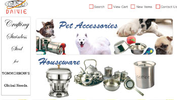Daivie Exports : Dog and pet items manufacture