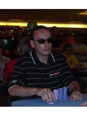 Paul Jackson - Poker Player