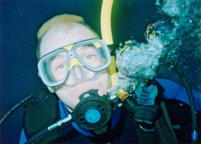 Paul Jackson - Archer AND Diver! (UK)